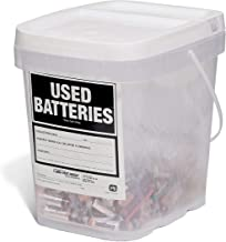 Best battery collection container Reviews