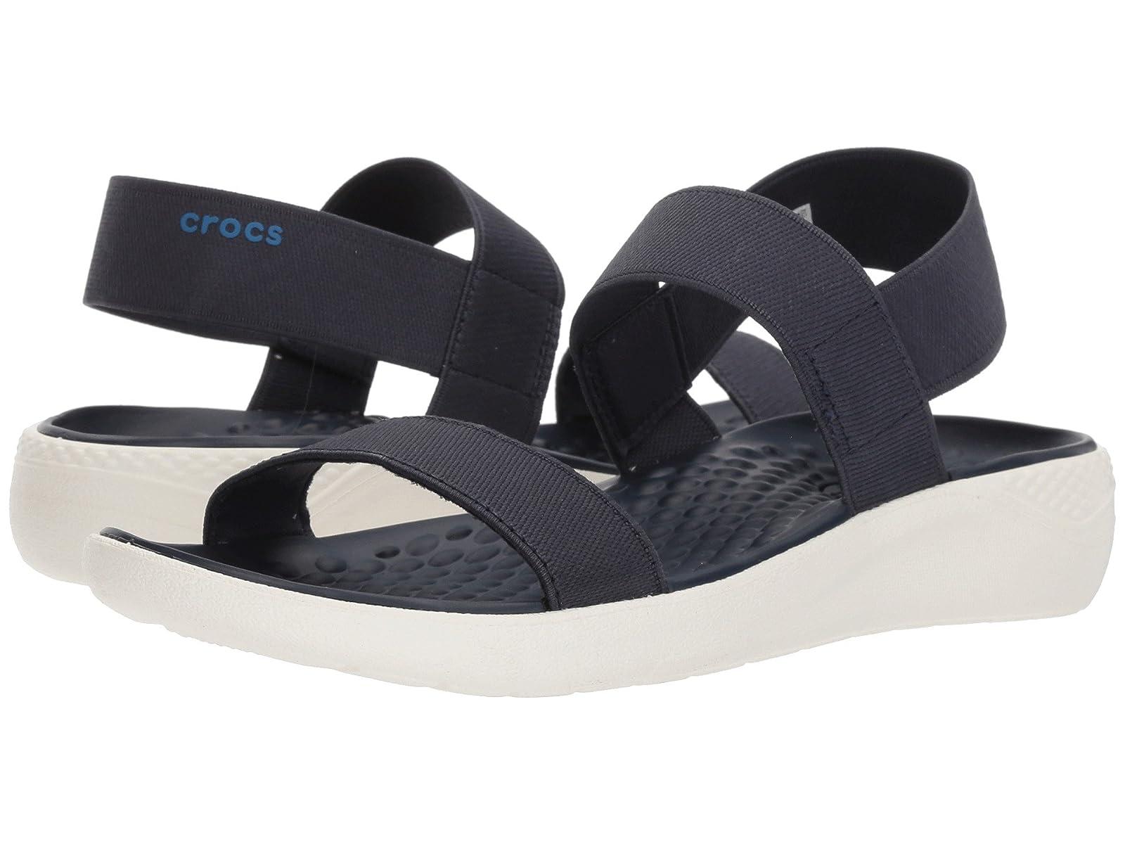 Crocs LiteRide SandalComfortable and distinctive shoes