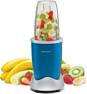 Mellerware - Batidora de vaso individual Smooth! | 1000W | Extractor de nutrientes | Batidora batidos y Smoothies | Movimiento ciclónico | Incluye accesorios | Procesador de alimentos Azul