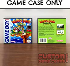 Gameboy Wario Land: Super Mario Land 3 - Game Case
