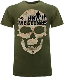 The Goonies Camiseta original Goonies de la película Cult 1985