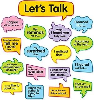 Conversation Starters Bulletin Board