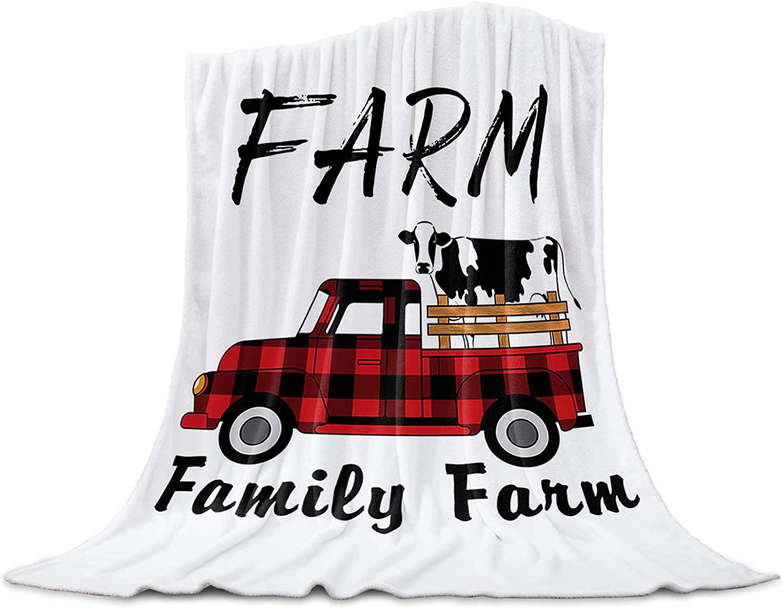 Fleece Washington Mall Blanket Plush Throw Fuzzy Lightweight Soft Microfib Super Popular standard