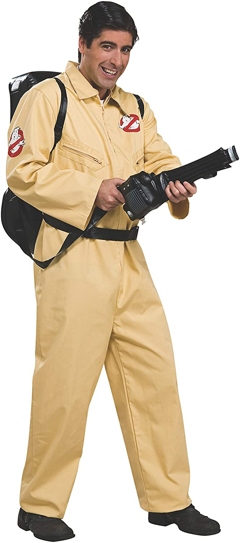 Superlatite Ghostbusters New color Deluxe Jumpsuit Costume
