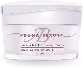 Arona Beauty Anti-Aging Face & Neck Cream, 50ml