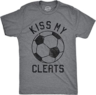 kiss my cleats shirt