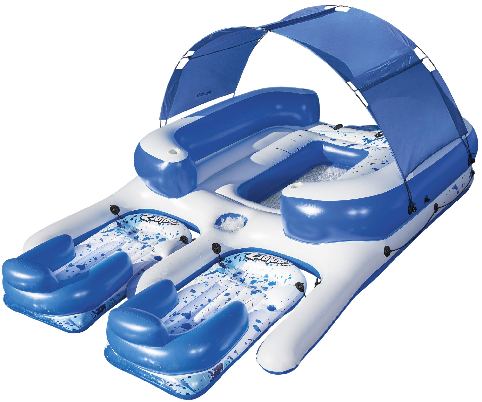 Bestway Tropical Inflatable 8 Person Connecting