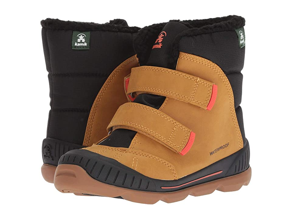 Kamik Kids Parker 2 (Toddler/Little Kid/Big Kid) (Tan) Boys Shoes
