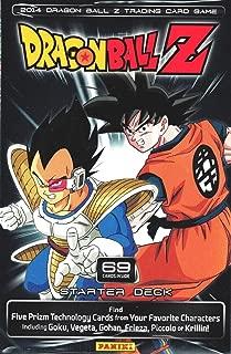 2014 Dragon Ball Z TCG Trading Card Game Starter Deck (Random Personality) DBZ