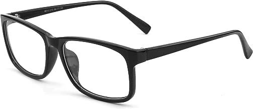 GQUEEN 201512 Casual Fashion Rectangular Frame Clear Lens Eye Glasses