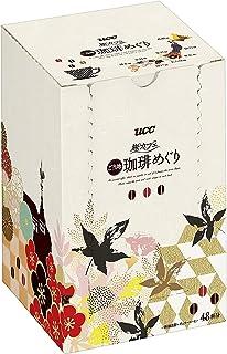 UCC 旅カフェ ドリップコーヒー ご当地珈琲めぐり 48P 378g レギュラー(ドリップ)