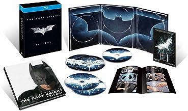 Dark Night Trilogy Blu-ray Box (First Press Limited Edition) (Blu-ray)