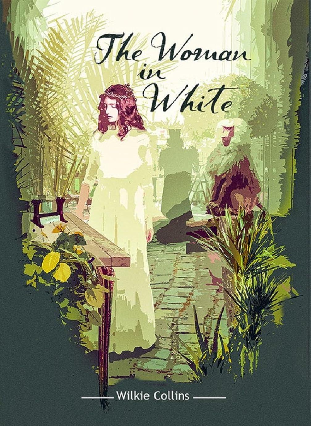膨らませるきらめき属性The Woman in White: Annotated (English Edition)