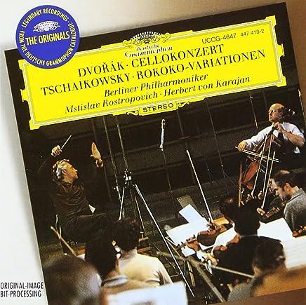 ドヴォルザーク:チェロ協奏曲、他