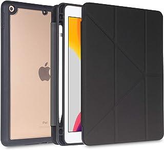 Torrii Torero Smart case designed for Apple iPad 10.2 inch (2020/2019) case/cover iPad 8th Gen / 7th Gen - Black