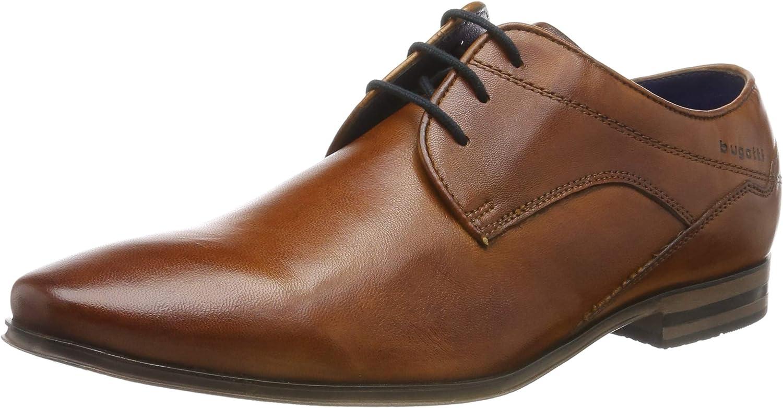 Bugatti Morino Derby Shoes Ranking TOP6 Brown Men Phoenix Mall Brogue