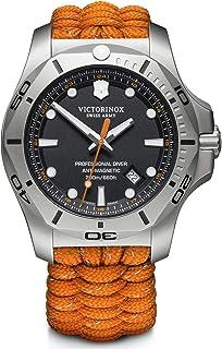 Victorinox - INOX Reloj para Hombre Analógico de Cuarzo con Brazalete de Otros V241845