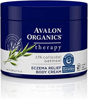 AVALON Eczema Relief Body Cream 10 Oz