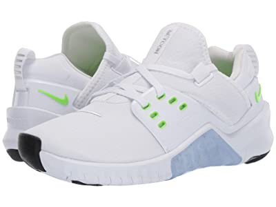 Nike Free Metcon 2 (White/Electric Green/Black) Women