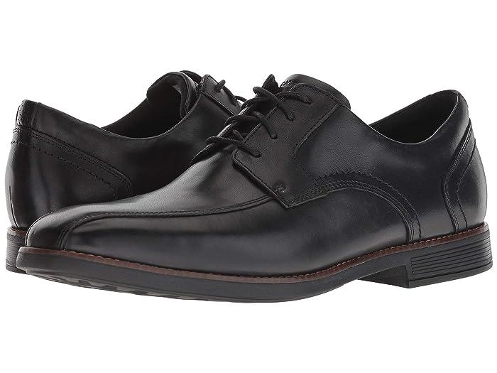 Rockport  Slayter Bike Toe (Black) Mens Shoes