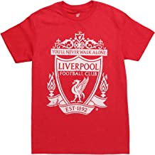 Fifth Sun Liverpool FC 1892 Crest Adult T-Shirt