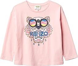 Tiger T-Shirt (Toddler/Little Kids)