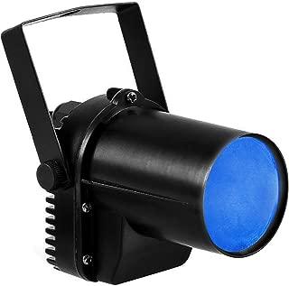 Blue LED Beam Pinspot Light DJ Mirror Ball Lighting For KTV Bar Club Party Disco