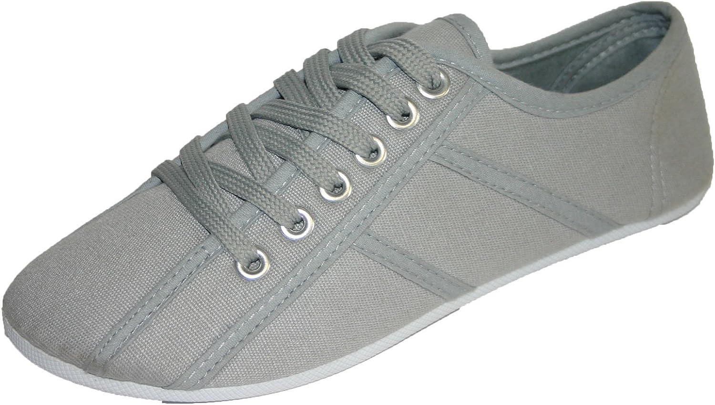 Sneaker Pumps Plimsoll Plimsole Shoes
