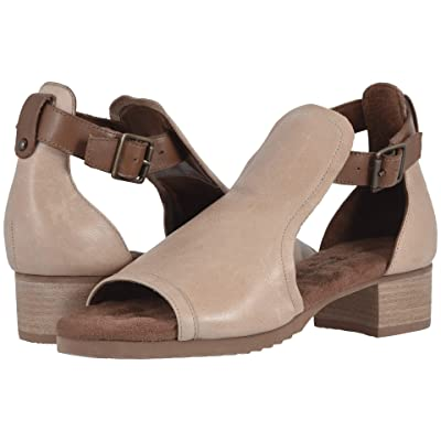 Walking Cradles Chandra (Nude Tumbled Leather) High Heels