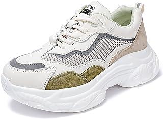 Women's Walking Shoes Athletic Running Shoes Mesh...