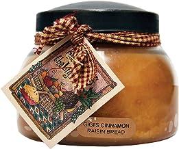 A Cheerful Giver Gigi's Cinnamon Raisin Bread 22 oz. Mama Jar Candle
