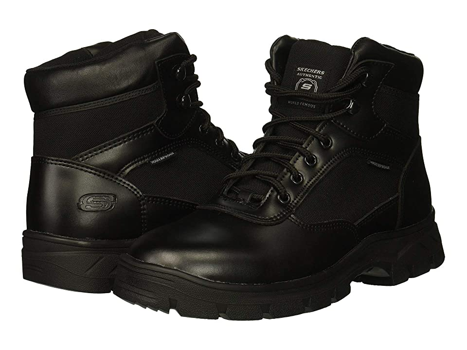 SKECHERS Work Wascana (Black) Men