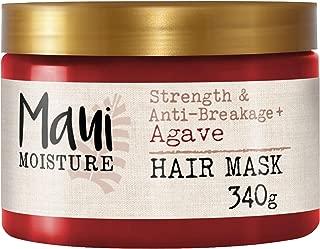 Maui Moisture Hair Mask, Strength & Anti-Breakage + Agave, 340 gm