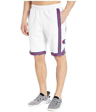 Champion LIFE Reverse Weave(r) Basketball Shorts (White) Men