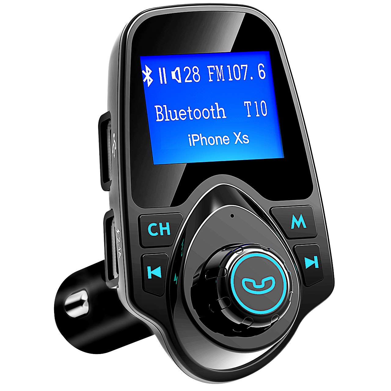 Bluetooth Transmitter Wireless Function Hands Free