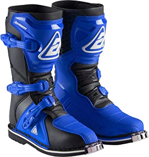 Answer 2020 Youth AR1 Boots (6) (Blue/White)