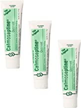Calmoseptine Ointment Tube to Heal Skin Irritations - 4 Oz (Pack of 3)