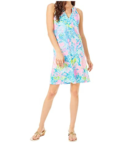 Lilly Pulitzer Ross Dress (Multi Fished My Wish) Women