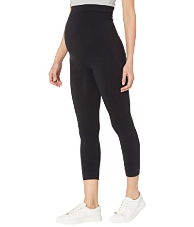 Ingrid & Isabel Maternity Capri Belly Leggings Women