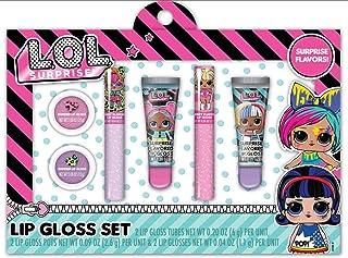 Taste Beauty L.O.L. Surprise! 6PC Lip Gloss Beauty Set