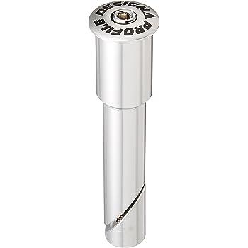 1 fork to 28.6mm 1-1//8 threadless stem Profile Design Conversion 22.2mm