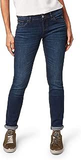 TOM TAILOR Damen Carrie Straight Jeans