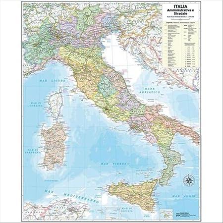 Emilia Romagna Cartina Fisica E Politica.Carta Geografica Murale Regionale Emilia Romagna 100x140 Bifacciale Fisica E Politica Amazon It Cancelleria E Prodotti Per Ufficio