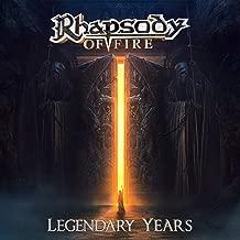legendary years rhapsody of fire