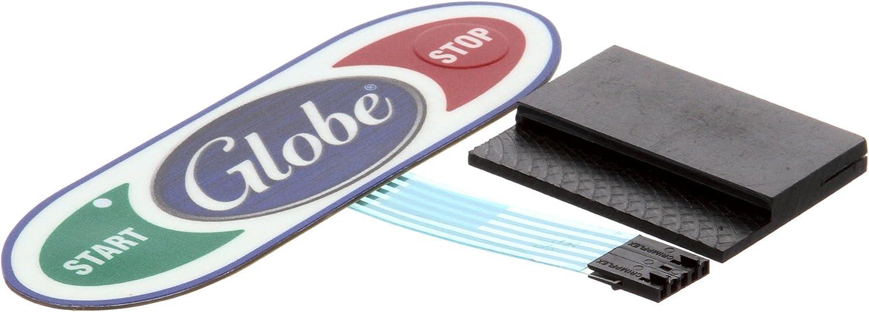 Globe 980049, On Off Membrane Switch Field R