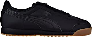 PUMA Roma Basic Summer Jr Big Kid's Shoes Black 359841-12