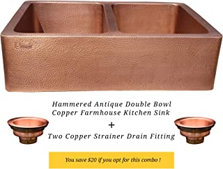 copper sink gauge
