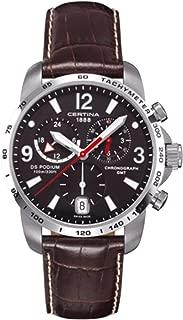 Certina - Men's Watch - Ds Podium Big Size Chrono Gmt - Ref. C0016391605700