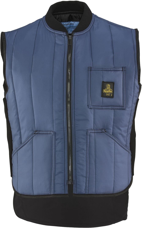 RefrigiWear Cooler Wear Lightweight Fiberfill Insulated Workwear Vest