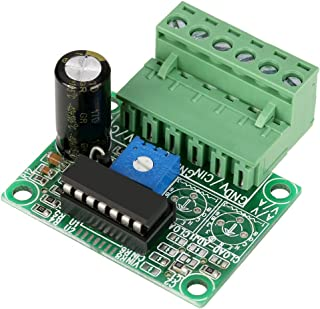 0-5V a 4-20mA Módulo de conversión de señal V/I Conversor de voltaje a tarjeta corriente, tarjeta de salida analógica del ...